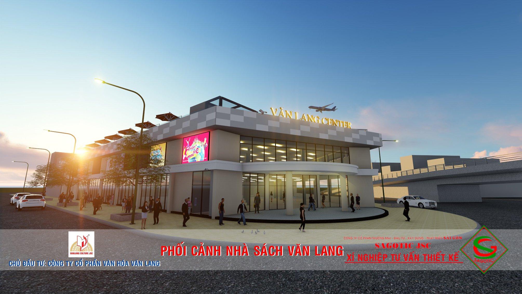 Nhà Sách Văn Lang - Văn Lang Center